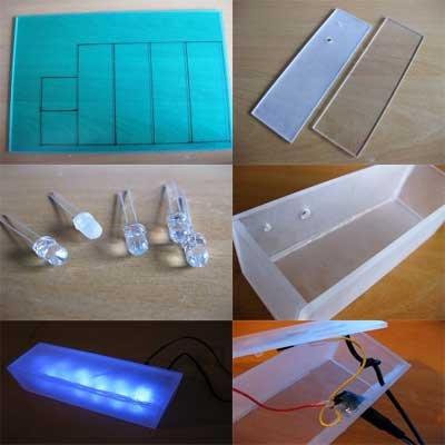 Сделать лазерную светомузыка
