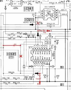 Подключение автомагнитолы схема подключения динамиков