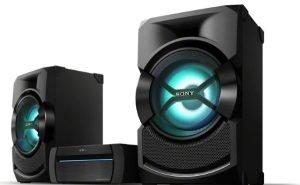 Новая акустическая система от Сони
