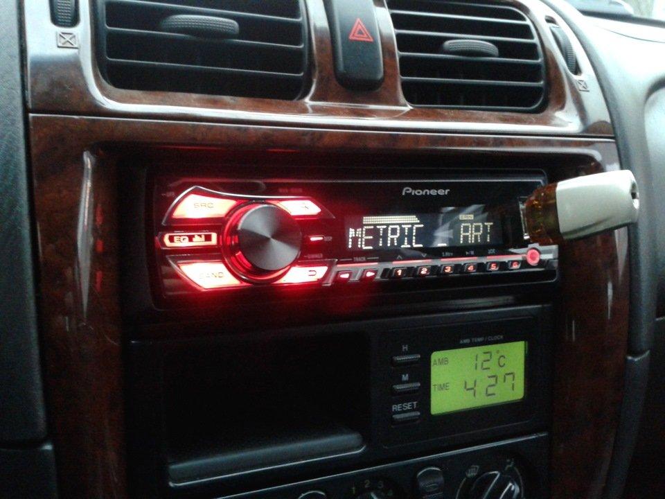 Магнитола перестала ловить радио