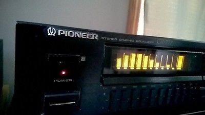 Эквалайзер pioneer 777