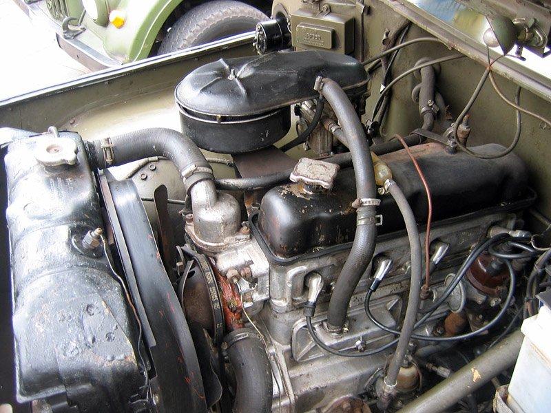 Модернизация Уаз 469