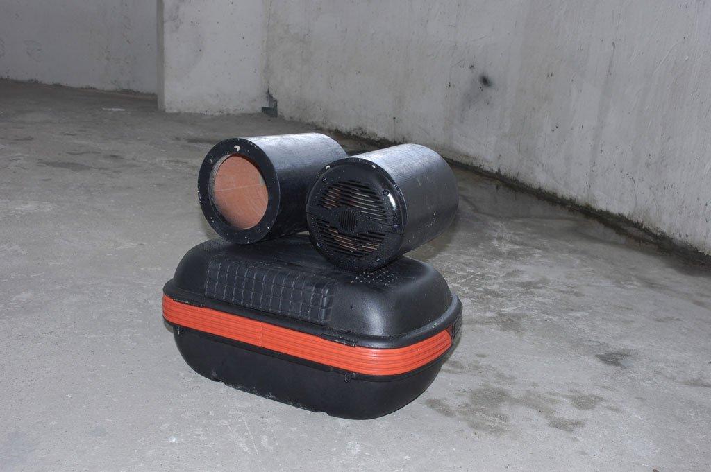 Скутер акустика