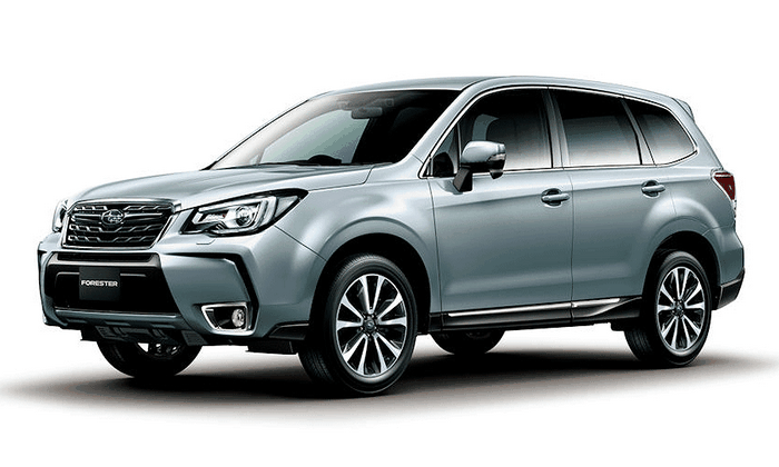 Subaru Forester новый