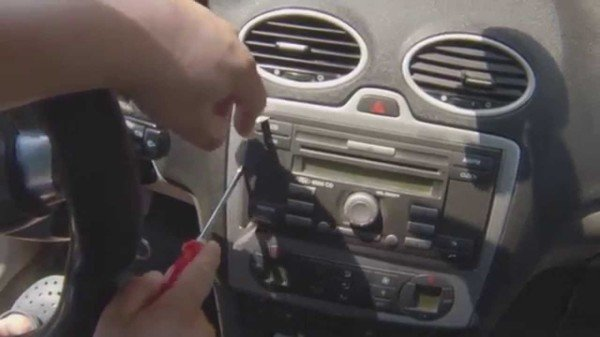Как установить сабвуфер в форд фокус 3