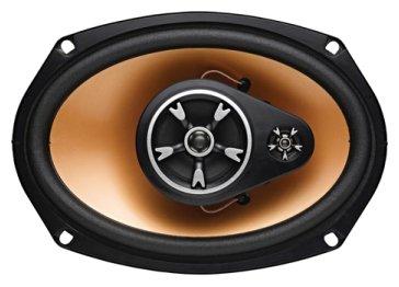 LG автомобильная акустика