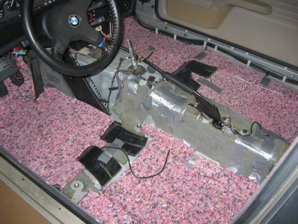 Лучшие материалы для шумоизоляции авто