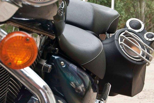 Качественная для мотоцикла акустика