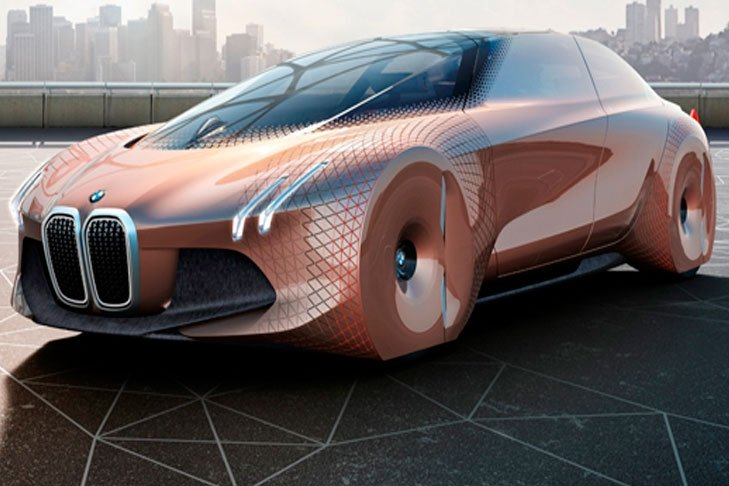 Беспилотник от BMW