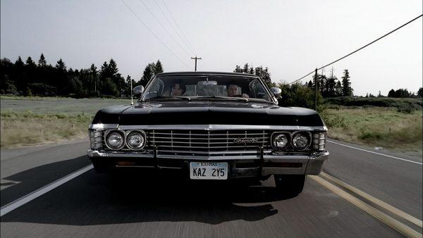 Машина из сериала Сверхъестественное