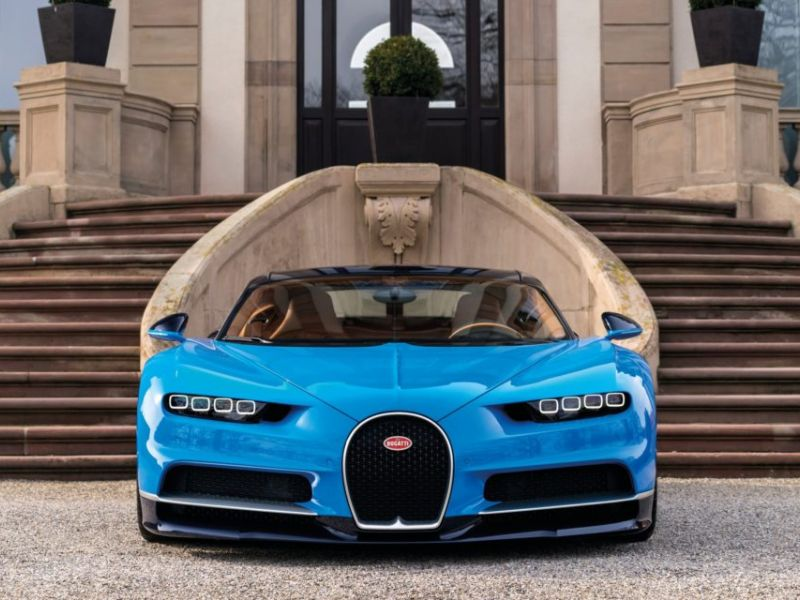 Самая быстрая машина в мире в 2018 году