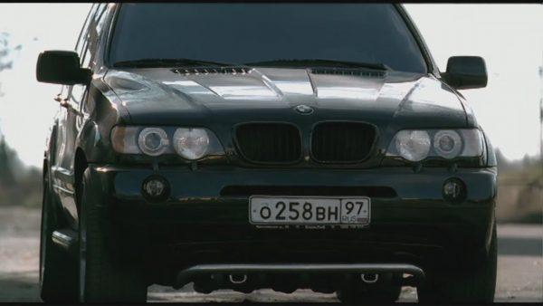 Машина из фильма Бумер 2
