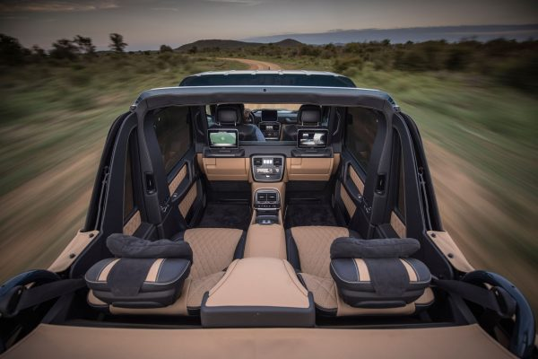 Mercedes Landaulet G650