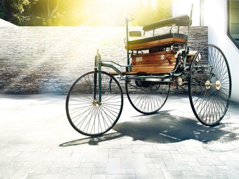 Каким был самый первый автомобиль в мире
