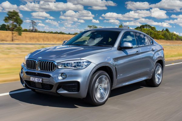 BMW X6 Sports Activity Coupe Сергея Шнурова