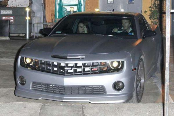 Chevrolet Camaro Дэвида Бекхэма