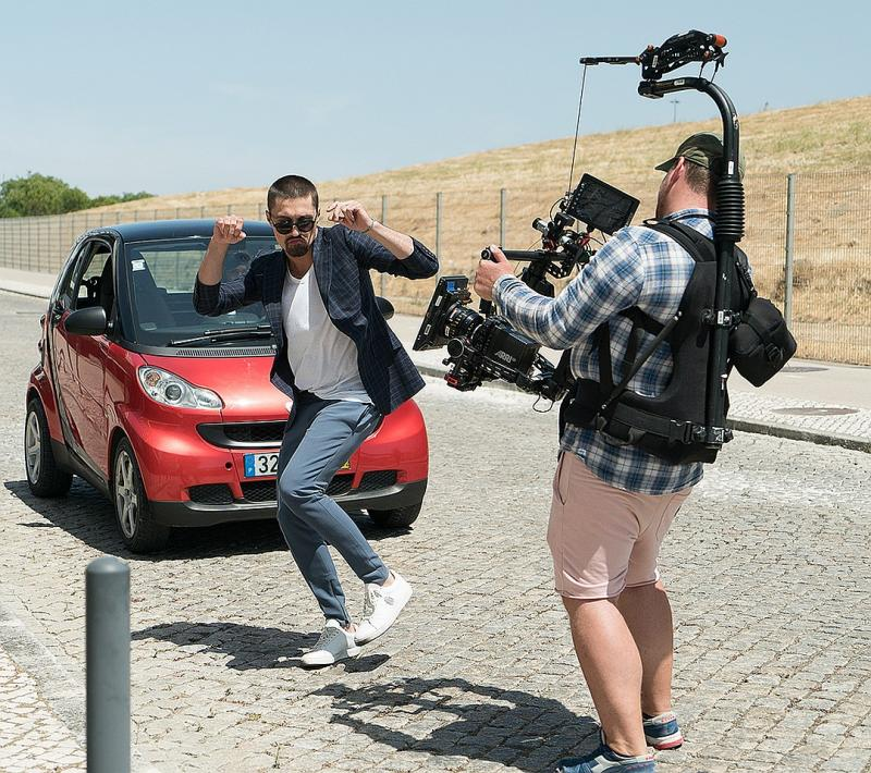Машина из клипа Димы Билана «Держи»