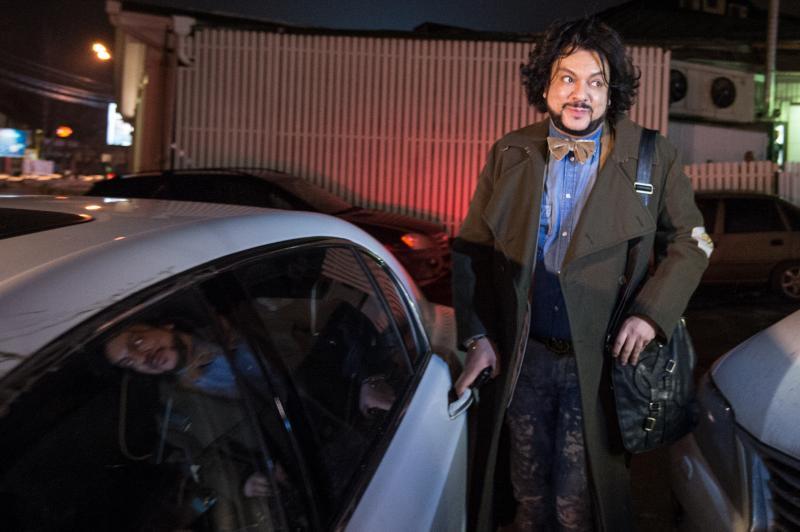 Какие машины есть в автопарке Филиппа Киркорова