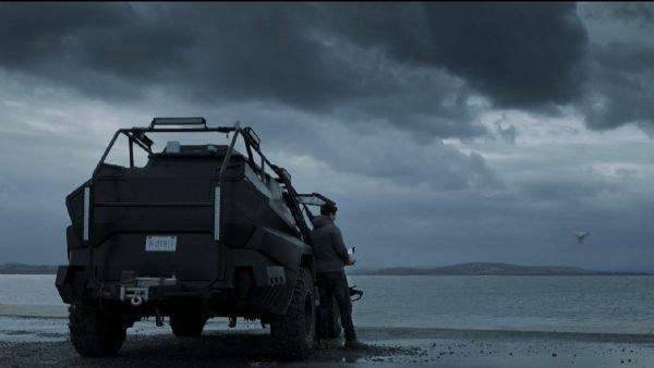 Машина из фильма Ограбление в ураган