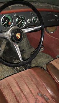 Porsche купе 356B Super 90