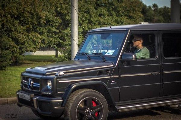 Автокод узнал, что скрывает автомобиль Егора Крида