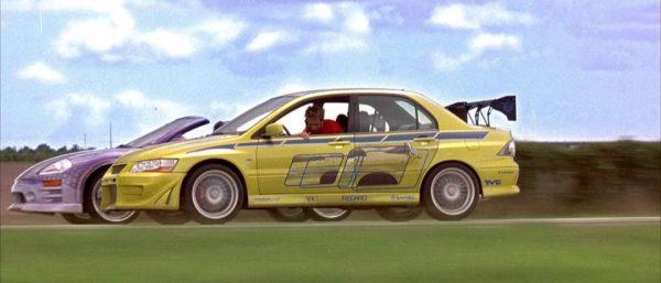 Mitsubishi Лансер Evolution VII