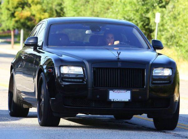 Rolls Royce Ким Кардашьян