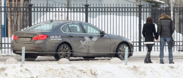 Машина Андрея Аршавина