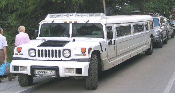 Hummer Ultra Reincarnation Филиппа Киркорова