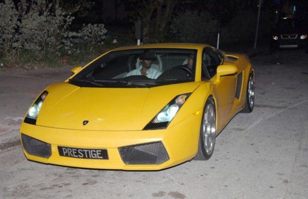 Lamborghini Murcielago Флойда Мейвейзера