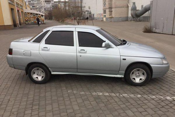 ВАЗ 2110 Федора Емельяненко
