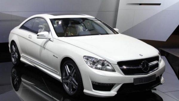 Mercedes V8 biturbo Дмитрия Нагиева