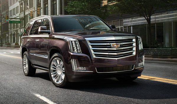 Cadillac Esclade Дмитрия Нагиева