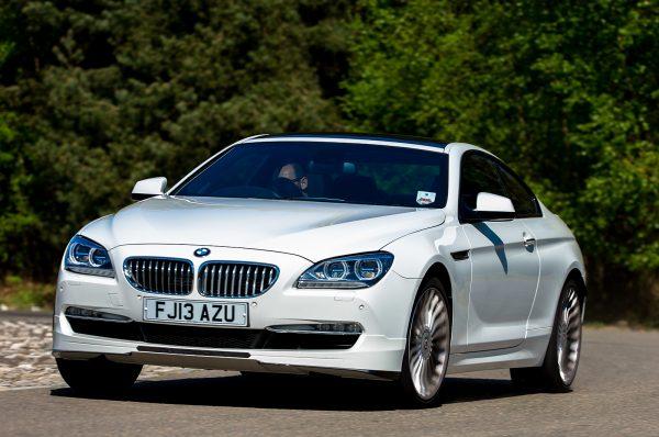 BMW Alpha b6 Сергея Шнурова