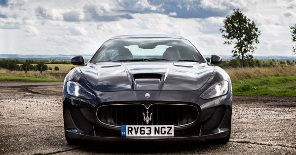 Maserati GranCabrio Ани Лорак
