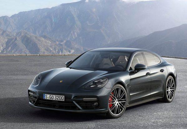 Porsche Panamera Ани Лорак