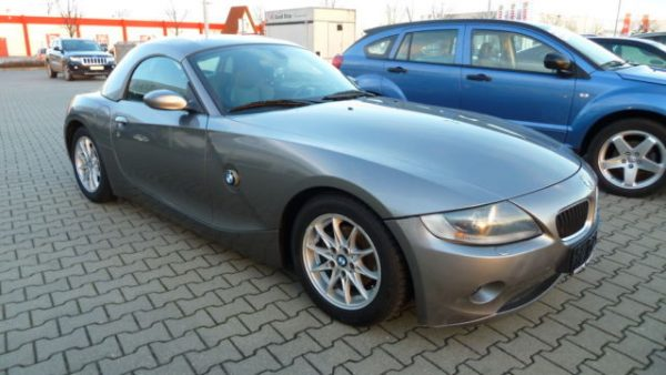 BMW Z4 Ани Лорак