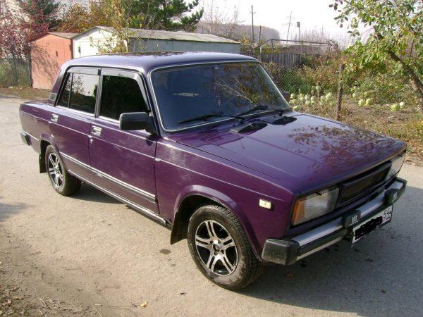 ВАЗ 2105 Рамзана Кадырова
