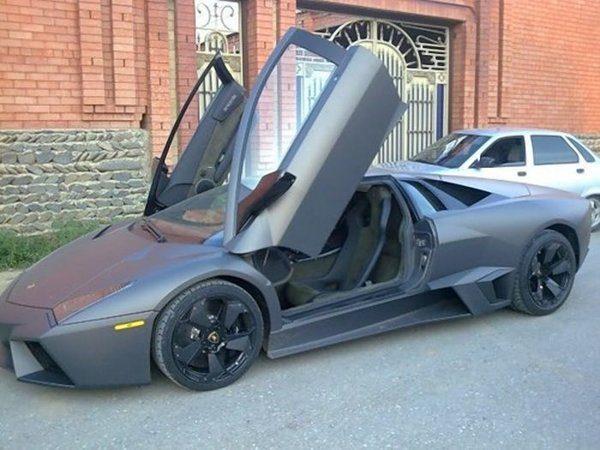 Lamborghini Reventon Рамзана Кадырова