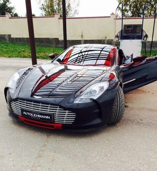 Aston Martin One-77 Рамзана Кадырова
