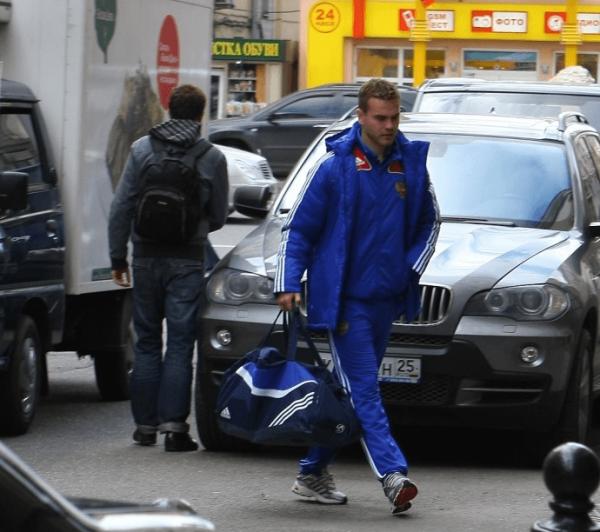 Land Rover Discovery 5 Игоря Акинфеева