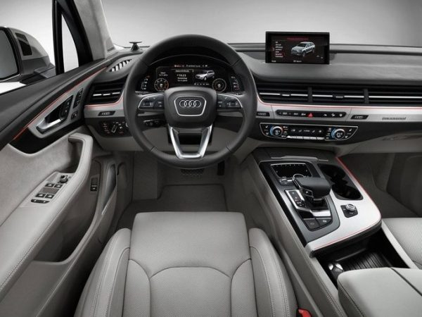 Audi Q7 Джанлуиджи Буффона