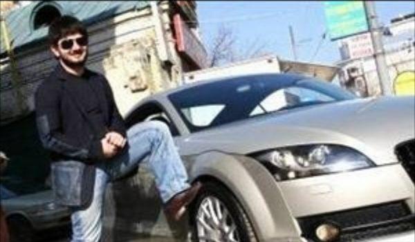 Машина Михаила Галустяна