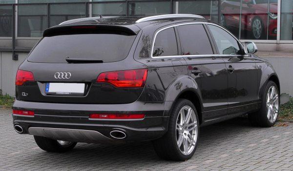 Audi Q7 Сергея Светлакова