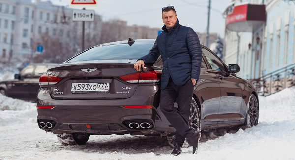 Машина Павла Прилучного
