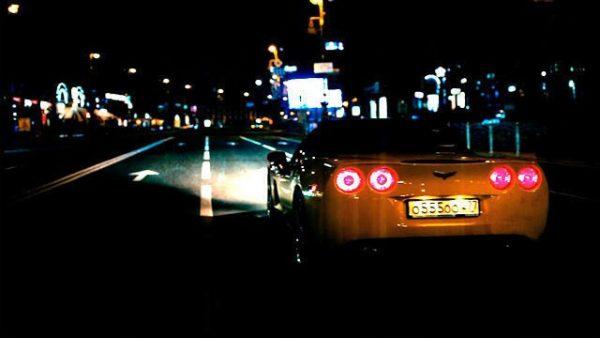Машина из сериала Мажор
