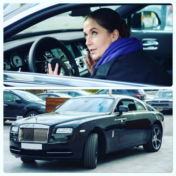 Машина Эмина Агаларова