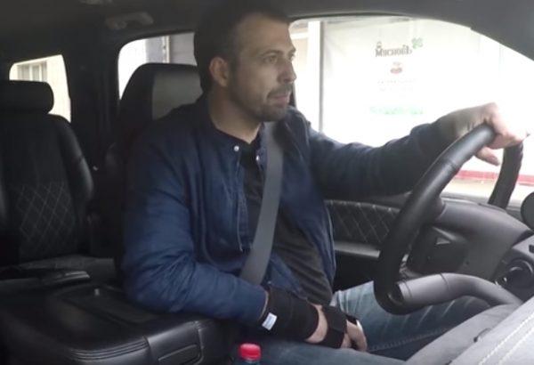 Машина Влада Чижова из Решалы