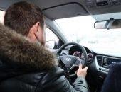 Рамзан Кадыров в машине