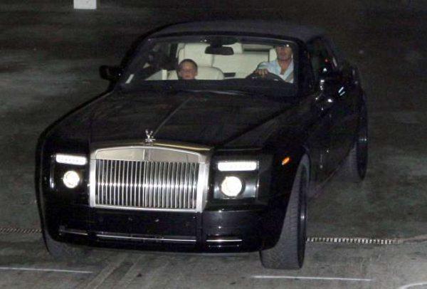 Rolls-Royce Phantom Drophead Coupe Дэвида Бекхэма